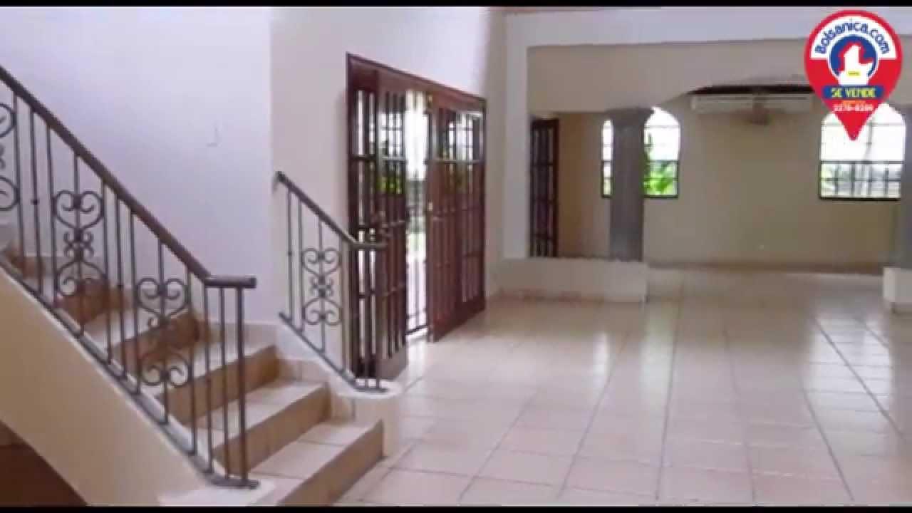 Venta De Casa En Las Colinas Managua Youtube