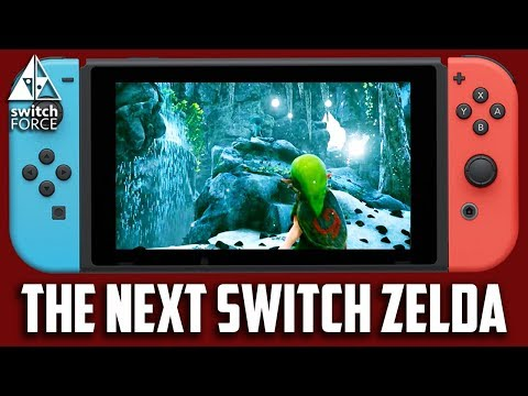 NEXT Switch Legend of Zelda Will Be Open World