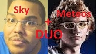 """Best Of Duo Sky+Meteos """"I don't care at all"""""""