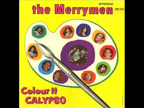 Download The Merrymen - Colour it Calypso  -  Full LP
