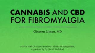 Cannabis and CBD for Fibromyalgia
