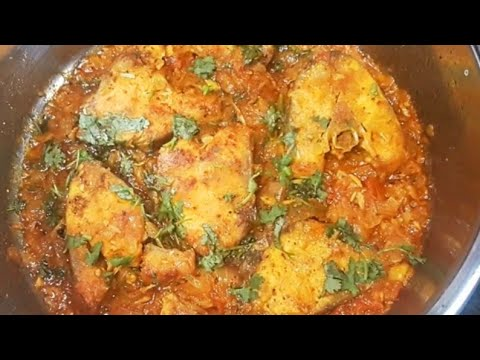 Fish Ki Sabji Sindhi Style (seyal Fish)