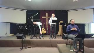 January 10th Worship Service