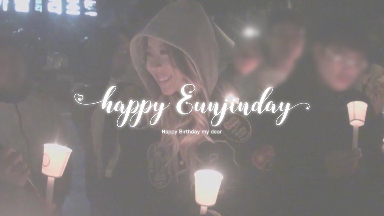210317, 해피은진데이♥ Happy Eunjin Day !