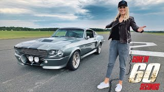 The $2 Million Mustang Eleanor!