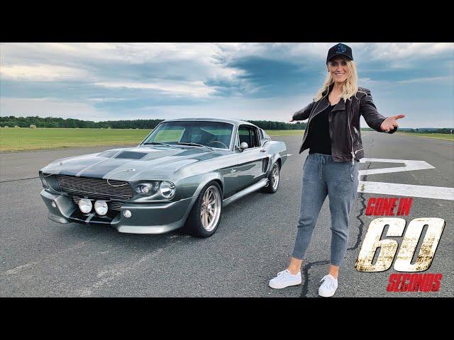 The $2 Million Mustang Eleanor!