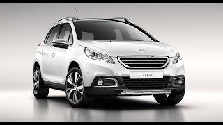 Peugeot 2008 | Test drive #AMboxing [ENGLISH SUB]
