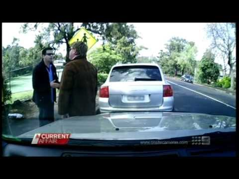 A Current Affair, Channel 9.  Driver Madness,  AutoCam GPS FHD