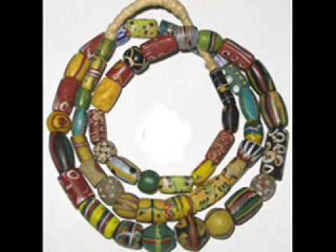 Trade Beads from Africa by UniqueAfricanArts.com