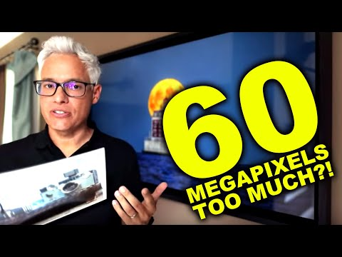 The TRUTH: High Megapixels + BIG Prints are a WASTE? iPhone vs Sony a7R IV vs Sony a7 III