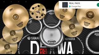 Dewa 19 - pangeran cinta (real drum ...