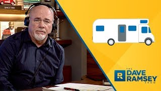 We Want To Live In Our RV!