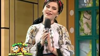 "Oana Carmen Bozga - ""Un singur dor mai am şi eu"" - Neatza cu Razvan si Dani"
