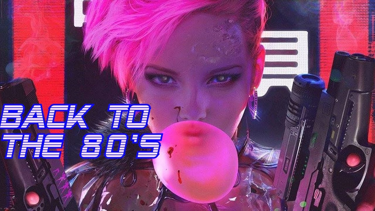 'Back To The 80's' | Best of Synthwave And Retro Electro Music Mix for 2 Hours | Vol.