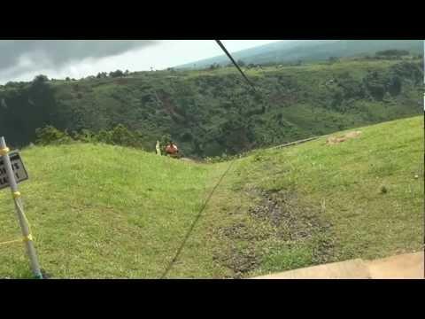 misamis occidental sky-zip line - hoyohoy tangub city hd video