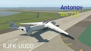 뉴욕 케네디 국제공항 비행기 이륙 장면 A220/A31…