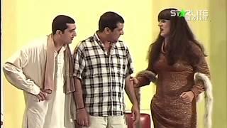 Zafri Khan and Sardar Kamal New Pakistani Stage Drama Full Comedy Clip