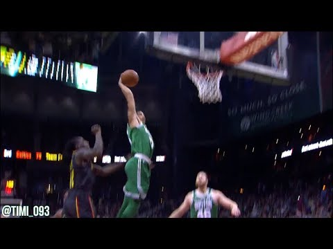 Jayson Tatum Highlights vs Atlanta Hawks (14 pts, 7 reb, 4 stl, 2 blk)