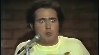 Andy Kaufman - Dadaist comedy genius, 1977
