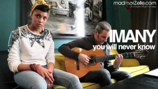 Imany   You Will Never Know Ivan Spell & Daniel Magre Reboot by Dmitriy Chertkov 2014