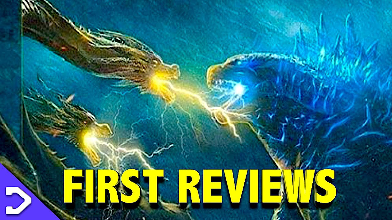 Godzilla: King Of The Monsters Review Roundup: Here's What The Critics Are Saying