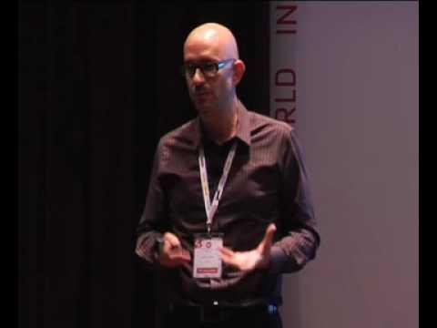 Carlos Domingo at Telecom Innovation, Hit Barcelona 2009