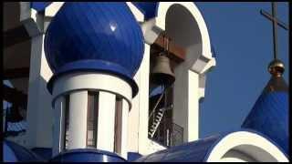 Звонарь.(Церковь Рождества Богородицы в Королёве. Звон на праздник Преображения., 2012-09-07T15:43:35.000Z)