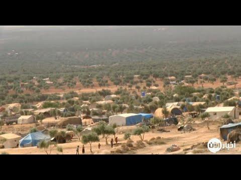 ستديو الآن | العقارب والقوارض تجتاح المخيمات على الحدود السورية  - نشر قبل 2 ساعة