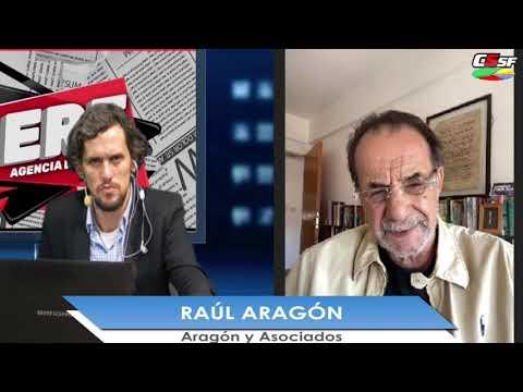 Raúl Aragón: El Gobierno ya pagó el costo político en las PASO