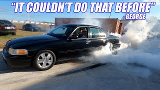 Our Turbo Crown Vic Might Be The MOST FUN Car In Our Fleet! Everyone Needs One Of These