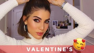 VALENTINE'S DAY MAKEUP!