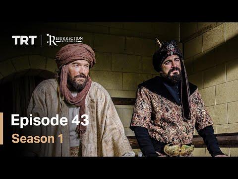 Resurrection Ertugrul Season 1 Episode 43
