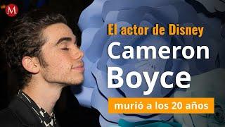 Cameron Boyce, actor de Disney, murió a los 20 años