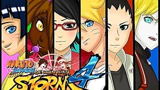 Naruto Storm 4 - Next Generation In The Game?! ft. Lucid Chaos