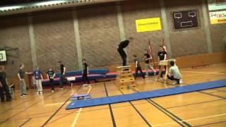Skanderborg Parkour Show 2011