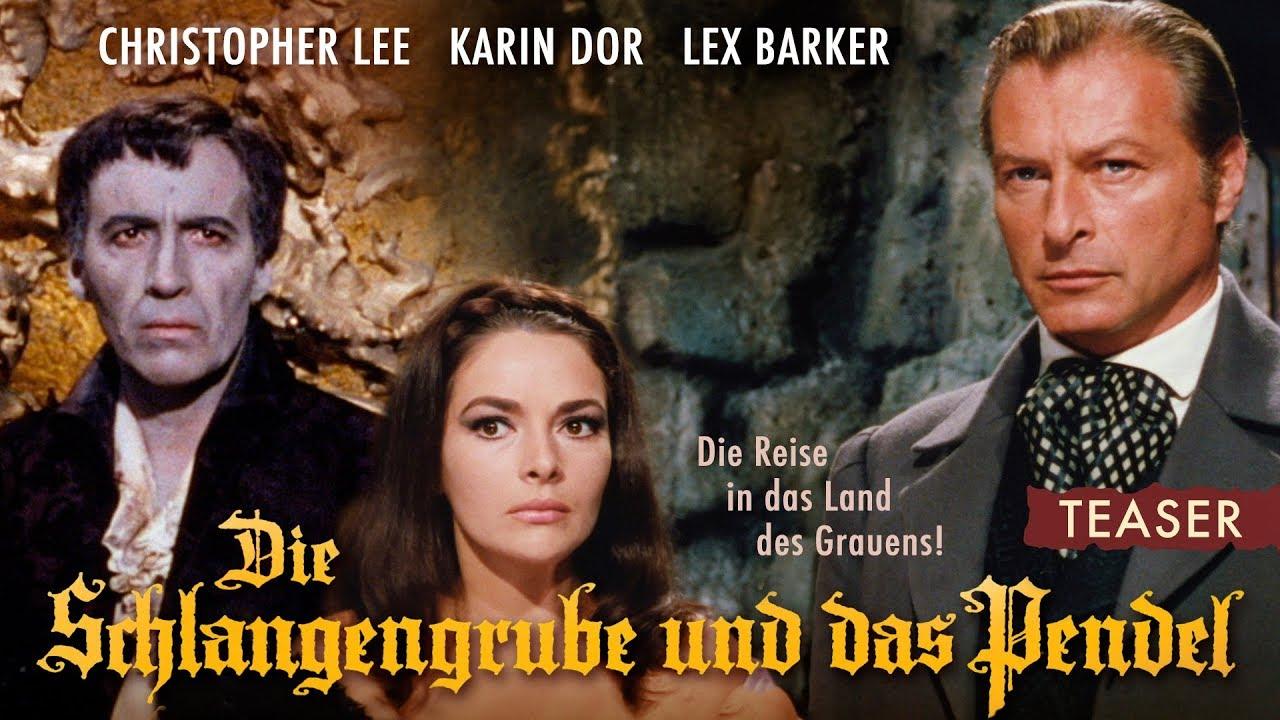 Download Die Schlangengrube und das Pendel (1967) | Teaser 2020 (deutsch) ᴴᴰ