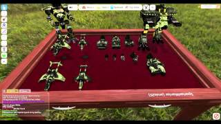 How To - Set Up a Warhammer 40k Game On Tabletop Simulator (TTS)