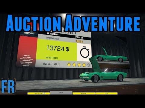 Car Mechanic Simulator 2018 - Auction House Adventure