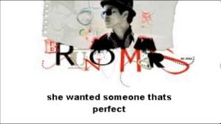 Bruno Mars- Who is? Lyrics