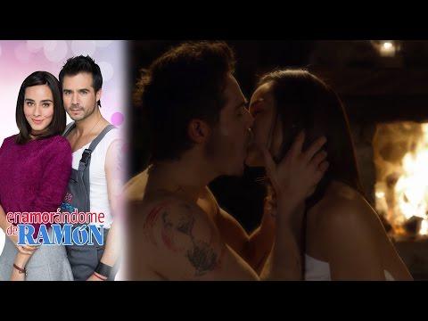¡Fabiola y Ramón se entregan al amor! | Enamorándome de Ramón - Televisa