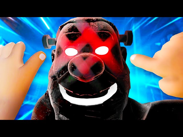 SUMMONED a 1000FT DEMON SUICIDE GUY TO EAT ME!!?! - Suicide Guy VR