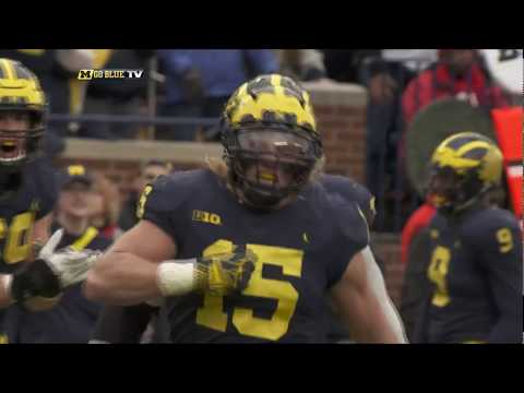 Don Brown Talks Michigan Defense