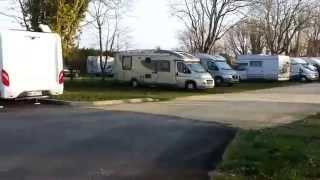 Aire de CampingCar LE VIVIER SUR MER 2 (35960 - Ille et Vilaine)