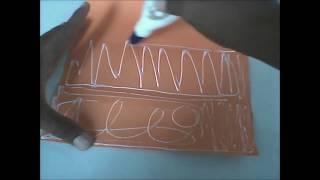 Como Fazer um Cofre Caseiro (feito com caixa)