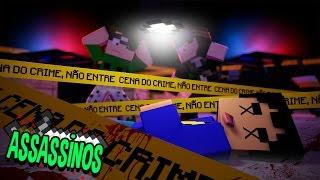 Minecraft: YOUTUBERS MORTOS! (Assassinos)