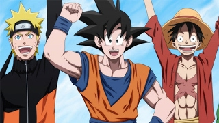[EL] CHI E' PIU' FORTE? Roblox - Anime Tycoon (Goku VS Naruto VS Rubber)