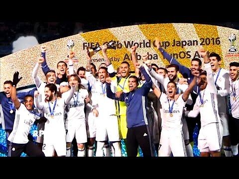 Real Madrid 2016 - Emotional Champions