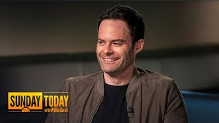 Bill Hader On 'Barry' Success, Stefon And Meeting Keith Morrison | Sunday TODAY
