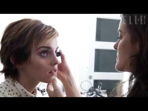 Emma Watson ELLE November 2011
