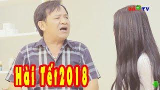 Hài Tết 2018   Đại Gia và Bồ Nhí Full HD   Phim Hài Tết Quang Tèo Mới Nhất 2018